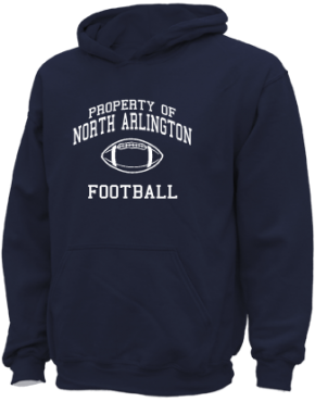 North Arlington High School Kid Hooded Sweatshirts