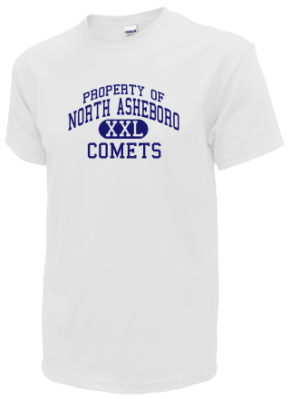 North Asheboro Middle School T-Shirts