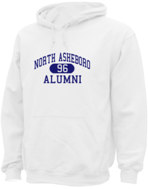 North Asheboro Middle School Hoodies