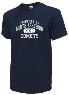 North Asheboro Middle School Kid T-Shirts