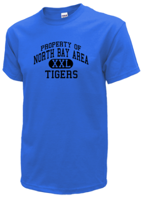 North Bay Area Elementary School Kid T-Shirts