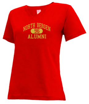 North Bergen High School V-neck Shirts