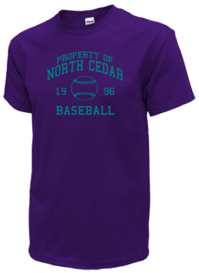 North Cedar High School T-Shirts