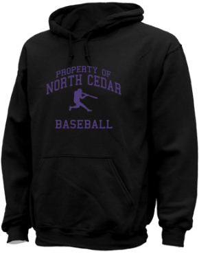 North Cedar High School Hoodies