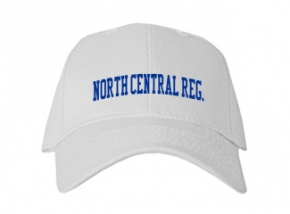 North Central Reg. High School Kid Embroidered Baseball Caps