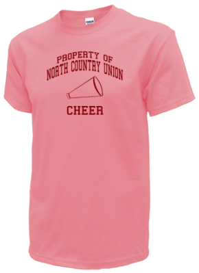 North Country Union Junior High School T-Shirts