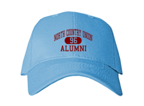 North Country Union Junior High School Embroidered Baseball Caps