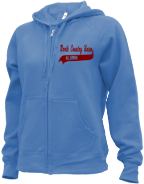 North Country Union Junior High School Zip-up Hoodies
