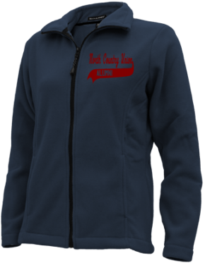 North Country Union Junior High School Embroidered Fleece Jackets
