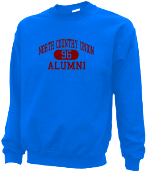 North Country Union Junior High School Sweatshirts