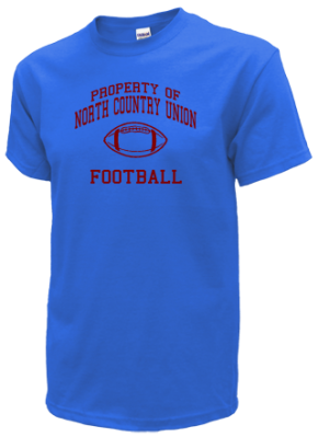 North Country Union Junior High School Kid T-Shirts