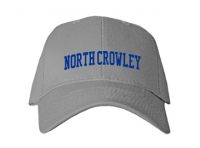 North Crowley High School Kid Embroidered Baseball Caps