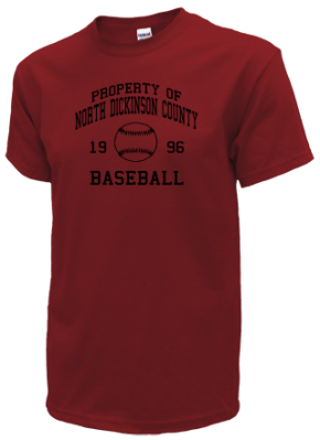 North Dickinson County High School T-Shirts