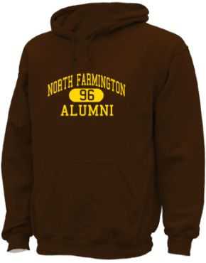 North Farmington High School Hoodies