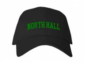 North Hall High School Kid Embroidered Baseball Caps