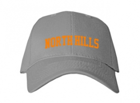 North Hills Elementary School Kid Embroidered Baseball Caps