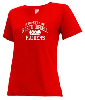 North Iredell High School V-neck Shirts
