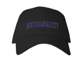 North Kansas City High School Kid Embroidered Baseball Caps