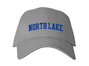 North Lake Middle School Kid Embroidered Baseball Caps