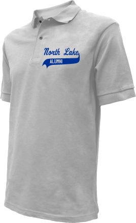 North Lake Middle School Embroidered Polo Shirts