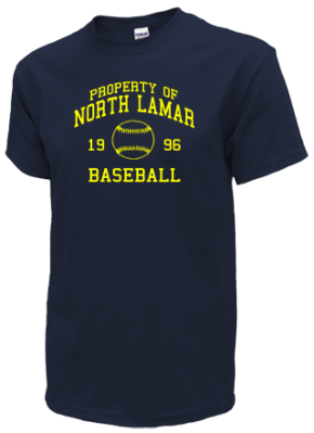 North Lamar High School T-Shirts