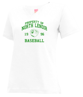 North Lenoir High School V-neck Shirts