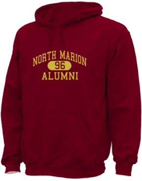 North Marion High School Hoodies