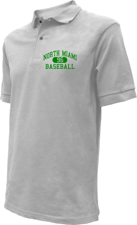 North Miami High School Embroidered Polo Shirts