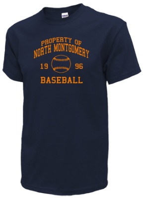 North Montgomery High School T-Shirts