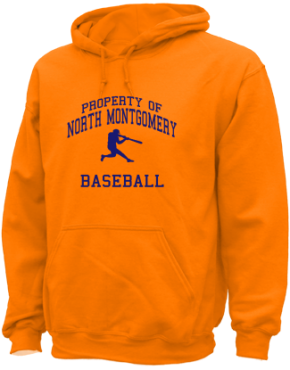 North Montgomery High School Hoodies