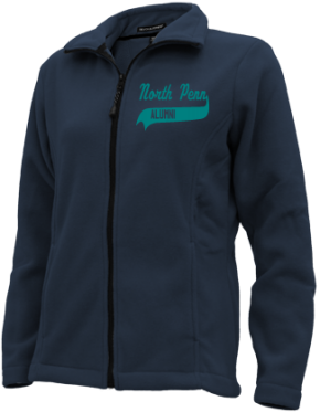 North Penn High School Embroidered Fleece Jackets