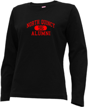 North Quincy High School Long Sleeve Shirts