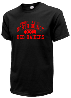 North Quincy High School Kid T-Shirts