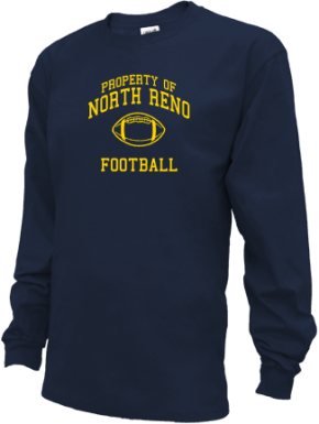North Reno Junior High School Kid Long Sleeve Shirts