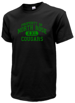 North Rose Elementary School T-Shirts