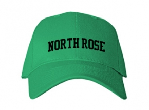 North Rose Elementary School Kid Embroidered Baseball Caps