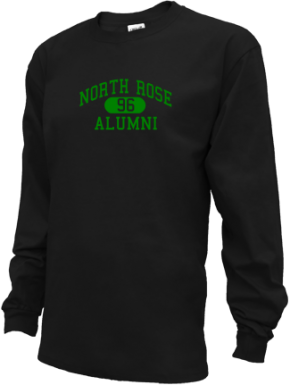 North Rose Elementary School Long Sleeve Shirts