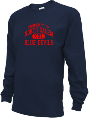 North Salem Elementary School Kid Long Sleeve Shirts