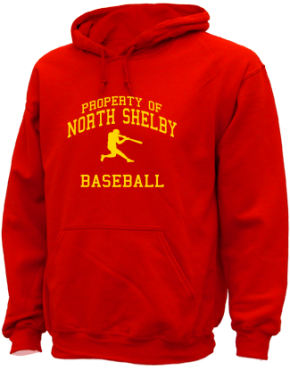 North Shelby High School Hoodies