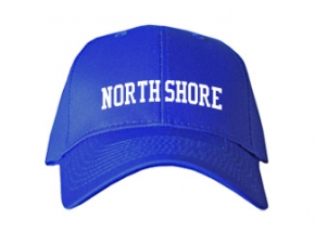 North Shore Elementary School Kid Embroidered Baseball Caps