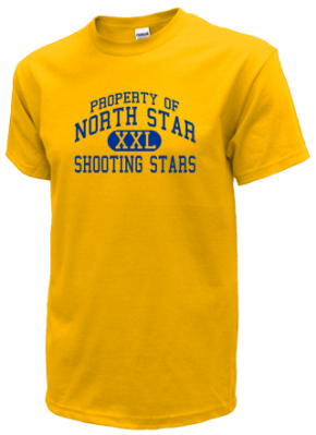 North Star Elementary School Kid T-Shirts