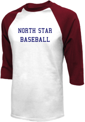 North Star High School Raglan Shirts