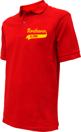 Northaven Elementary School Embroidered Polo Shirts