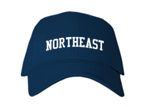 Northeast Elementary School Kid Embroidered Baseball Caps
