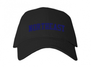 Northeast High School Kid Embroidered Baseball Caps