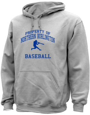 Northern Burlington High School Hoodies