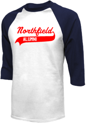 Northfield Elementary School Raglan Shirts