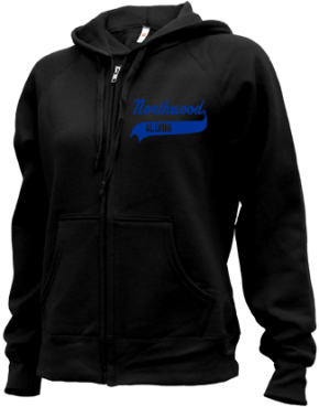 Northwood Elementary School Zip-up Hoodies