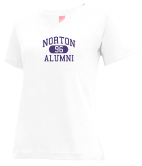 Norton High School V-neck Shirts