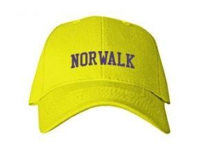 Norwalk Middle School Kid Embroidered Baseball Caps